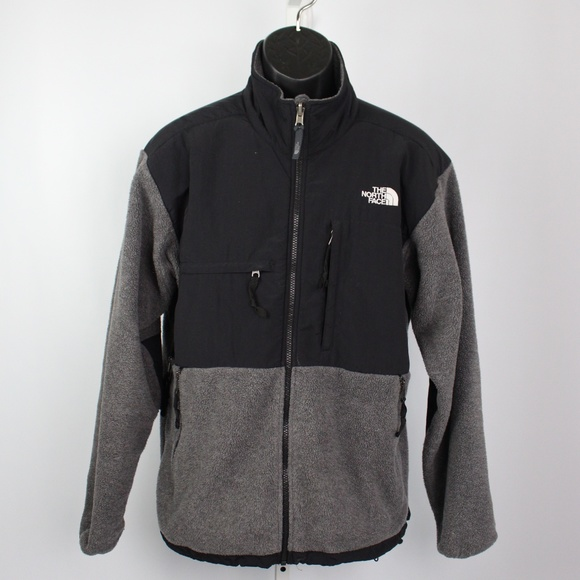The North Face Other - The North Face Fleece Denali 2 Gray Black Vented